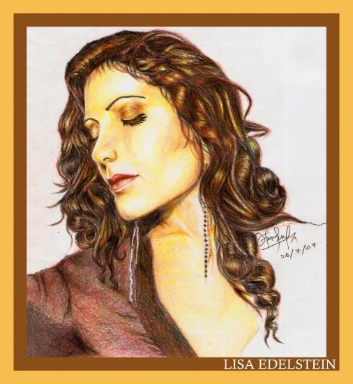 Lisa Edelstein por smileysmell